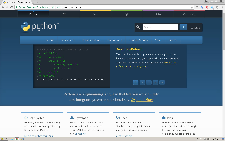 python.org
